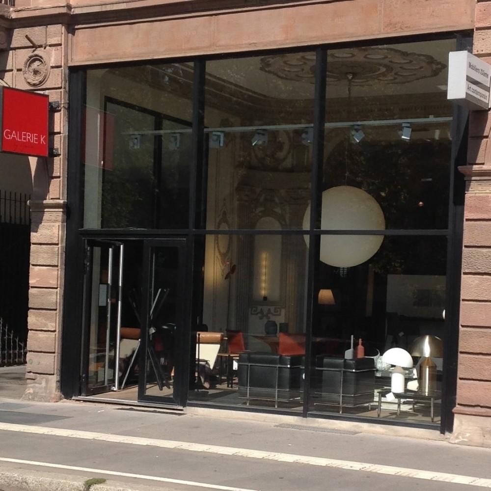 facade galerie k